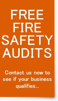 Fire safety audits Northamptonshire